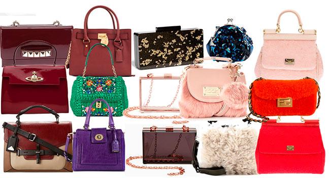 Фото модные сумки этого года