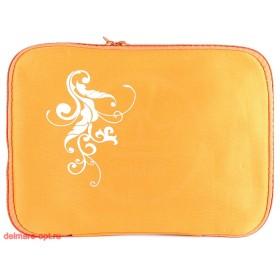 "Чехол для IPAD - 10 "",  B 003-10,  неопрен,  оранжевый 112612"