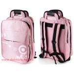 Рюкзак для ноутбука,  2506,  уплот/спинка,  2отд+отд для ноут,  2 внеш+4 внутренних кармана,  розовый 112633