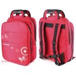 Рюкзак для ноутбука,  2506,  уплот/спинка,  2отд+отд для ноут,  2 внеш+4 внутренних кармана,  красный 112635