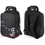 Рюкзак для ноутбука,  2506,  уплот/спинка,  2отд+отд для ноут,  2 внеш+4 внутренних кармана,  черный 112637