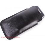 Футляр для мобильного телефона F-4,    черный игуана   (100)