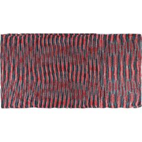 Шарф 45*190см,    акрил 100% меланж,    цвет-11,    1-синий+красный SALE