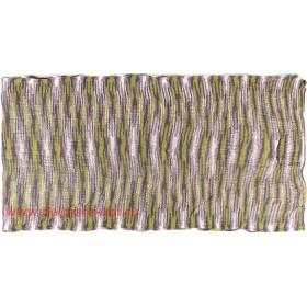 Шарф 45*190см,    акрил 100% меланж,    цвет-11,    2-оливковый SALE