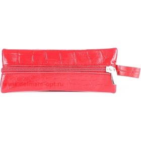Футляр для ключей PRT-К-04л красный кайман 132530