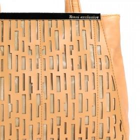 Сумка женская искусственная кожа Vensi-20422В,  1отд+карм/пер,  УЦЕНКА/ДЕФЕКТ camel 136316