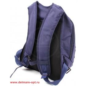 Рюкзак Арлион-602 эргономическая спинка,    2отд,    1 внеш карм,    синий