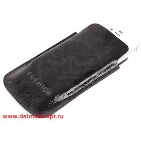 Футляр для мобильного телефона F-4,    черный вестленд луна   (125)