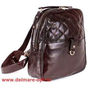 Сумка женская искусственная кожа VLS-T 20232-2 (рюкзак),  1отд,  шоколад 147005