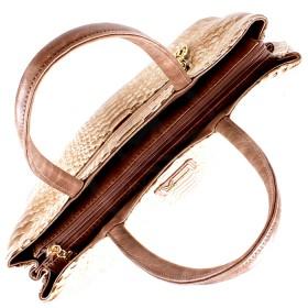 Сумка женская искусственная кожа Vensi-76023-1,  2отд,  УЦЕНКА/ДЕФЕКТ бежевый 152318