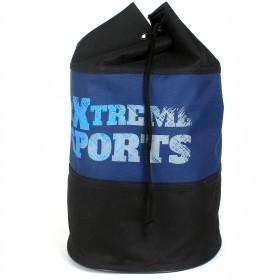 Рюкзак молодежный Silver Top-4151 Торба,  1отд,  черный/синий  (Extreme Sports)  160739