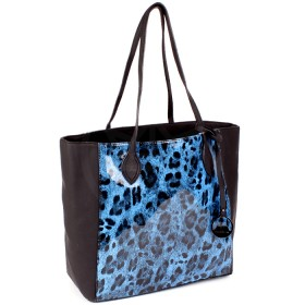 Сумка женская искусственная кожа DJ-CM 2776-blue,  1 отд+карм/пер,  синий SALE 163525
