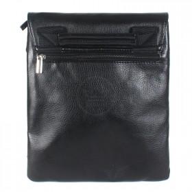 """Cумка муж искуственная кожа M.Bag-""""Тимофей"""",  3отд,  плечевой ремень,  черный 168981"""