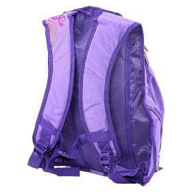 Рюкзак Арлион-385  эргоном спинка,    2отд,    3 внеш карм,    фиолет/желтый