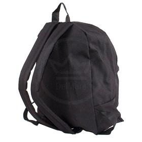 Рюкзак муж Rise-м-23/3,    простая спинка,    1отд,    1внеш карм,    черный