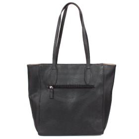 Сумка женская искусственная кожа DJ-5213-1-BLACK,    1отд,    черный SALE