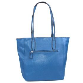 Сумка женская искусственная кожа DJ-5213-1-BLUE,  1отд,  синий SALE 177689