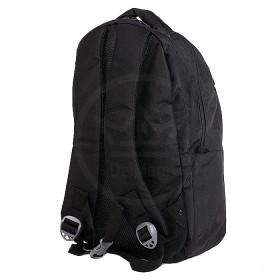 Рюкзак Арлион-364,    эргоном спинка,    2отд,    1внеш карм,    черный/красный/серый    (пауки)