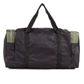 Сумка Sarabella-С 004 дорож, 1отд,  3внеш карм,  плечевой ремень,  черный/зеленый 182293