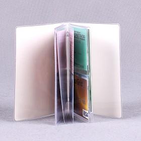 """Обложка PVC 5 в 1,    рисунок """"  Документы"""" ,   темно-коричневый  SALE"""