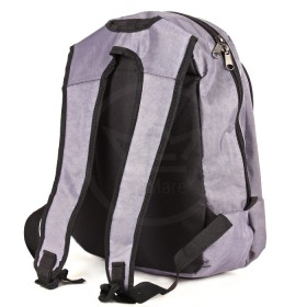 Рюкзак муж Дизайн-Соло,    жатка,    уплот спинка,    2отд. 1внеш карм,    серый