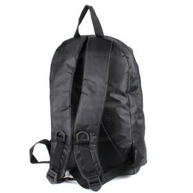 Рюкзак молодежный Silver Top-1203 Транзит/ уплотн спинка,    2отд,    черный    (COOL)