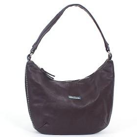 """Сумка женская искуственная кожа M.Bag-""""Лиэнн"""",  1отд,  шоколад 195303"""