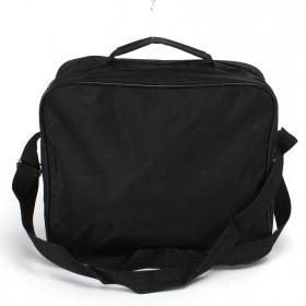 Сумка мужская текстиль Арлион-4ж,  2отд,  плечевой ремень,  черный 197234