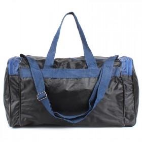 Сумка Sarabella-С 007Н дорож    (П-420) ,    1отд,    3внеш карм,    плеч ремень,    черный/синий