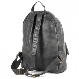 Сумка женская искуственная кожа DJ-5664-3-D.GREY,       (рюкзак) ,    1отд,    1внут+1внеш карм,    серый SALE