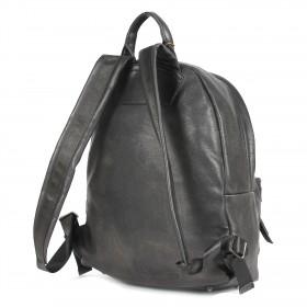 Сумка женская искусственная кожа BT-L 28412-black (рюкзак),  1отд,  2внут+1внеш карм,  черный 199660