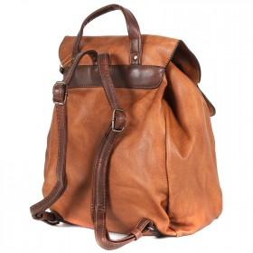 Сумка женская искуственная кожа BT-L 4657-brown  (рюкзак),  1отд,  2внут карм,  рыжий 199665