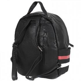 Сумка женская искусственная кожа BT-9219-1  (рюкзак),  1отд,  1внут+3внеш карм,  черный 199669