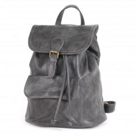 Сумка женская искуственная кожа DJ-CM 3614-D.GREY,       (рюкзак) ,    1отд,    2внут+2внеш карм,    серый SALE