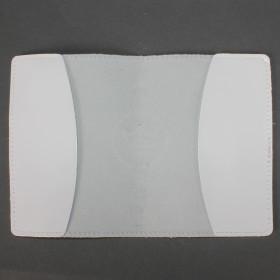 Обложка для паспорта FNX-PVS-001 натуральная кожа белый шик (4874)  203739