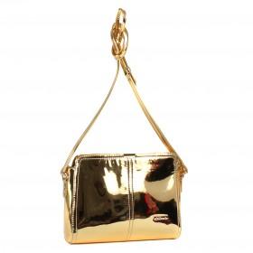 Сумка женская искусственная кожа ADEL-42/ЗФ,  1отд,  золото 204462