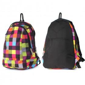 Рюкзак молодежный TL-РМ-01,  уплотн.спинка,  2отд,  кубик-рубик 208863