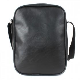 Сумка молодежная искусственная кожа Silver Top-2158 Блиц,  1отд,  1внеш карм,  плечевой ремень,  черный 209893