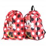 Комплект Юпитер-   (рюкзак+мешок) ,    уплотн.спинка,    1отд+перег,    1внут+3внеш карм,    Мышка Маус