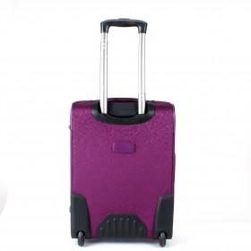 """Чемодан 28""""   SMD 6101   (28""""  -110/132л) ,    нейлон,    фиолетовый"""