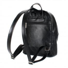 Сумка женская искусственная кожа ADEL-82/ММ   (рюкзак) ,    1отд,    черный