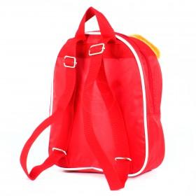 Рюкзак детский Silver Top-1041 Кроха прост спинка/лисичка,  красный 211778