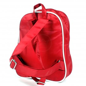 Рюкзак детский Silver Top-1040 Кроха прост спинка/ Pegas,  красный,  лошадка 212815