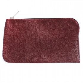 Ключница натуральная кожа «Baku»-KL.56.BK.бордовый. 214365