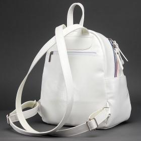 Сумка женская искусственная кожа ADEL-109/ММ   (рюкзак) ,    1отдел,    белый