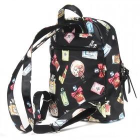 Сумка женская искусственная кожа ADEL-82/ММ   (рюкзак) ,    1отд,    черный духи