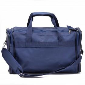 Сумка дорожная Арлион-6А,    1отд,    3внеш карм,    плечевой ремень,    синий