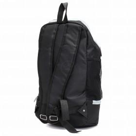 Рюкзак муж Арлион-389,    уплотн.спинка,    2отд,    2внеш карм,    черный/серый