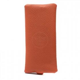 Футляр для ключей PRT-К-03л бертоне мадрас оранжевый  216820