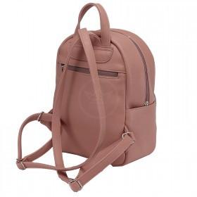 Сумка женская искусственная кожа ADEL-131   (рюкзак) ,    1отдел,    розовый